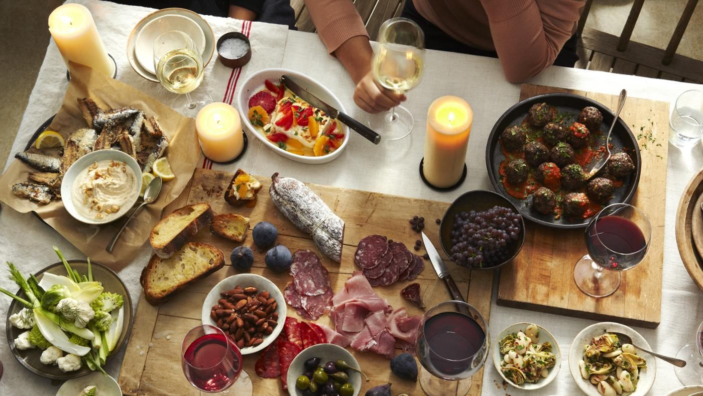 What Are Some Different Types of Appetizers? | Reference.com Italian Appetizers Names