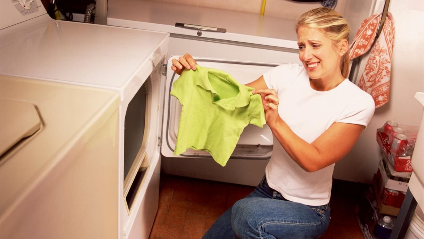 Clothes Dryer Shrinks Clothes ~ How do you fix clothes that have shrunk in the dryer