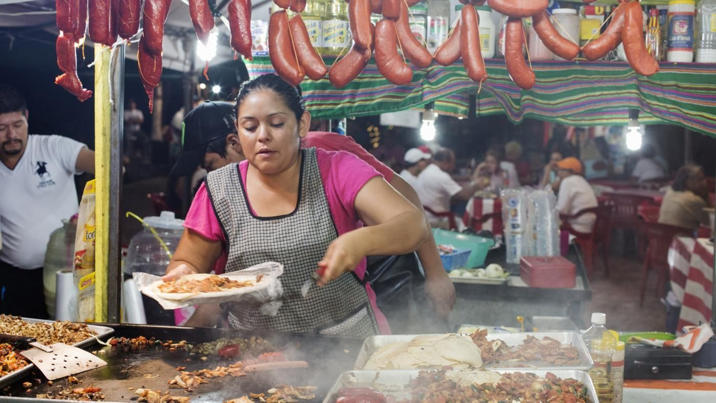 What Foods Do Mexicans Eat In Mexico
