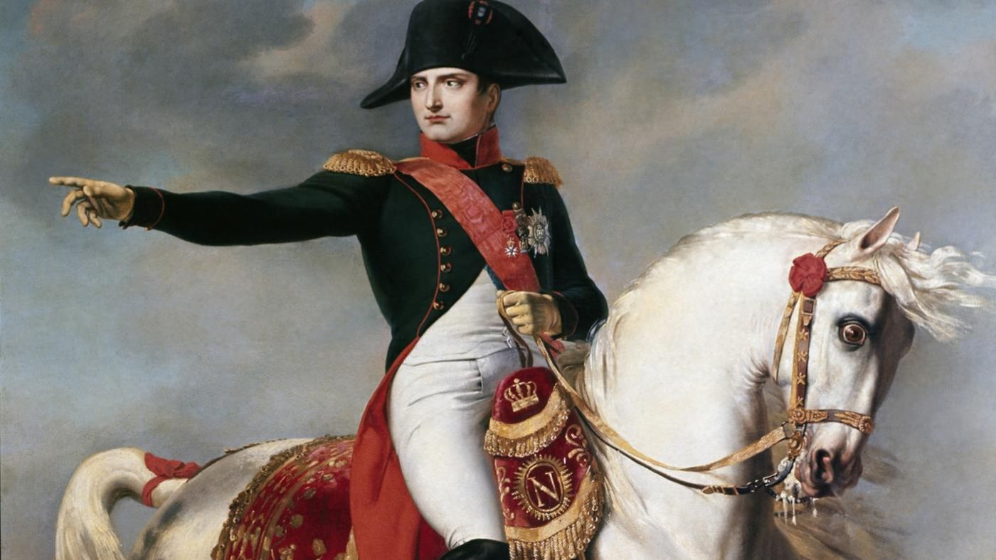 what was napoleons role in the french revolution