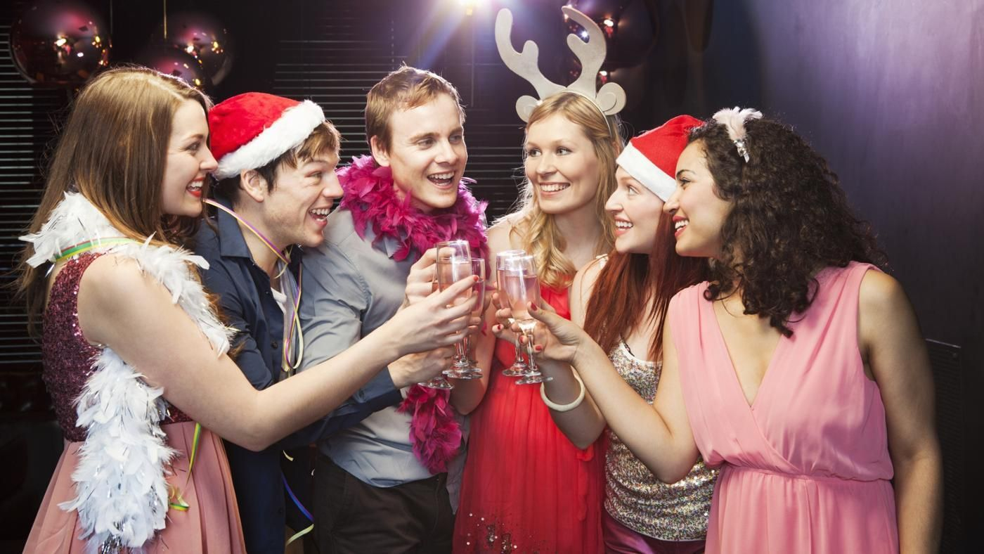 What Is A Good Welcome Speech For A Christmas Party