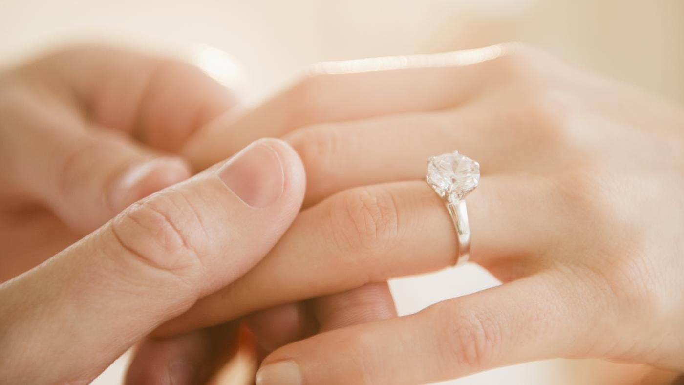 Which hand do you put an engagement ring on? | Reference.com