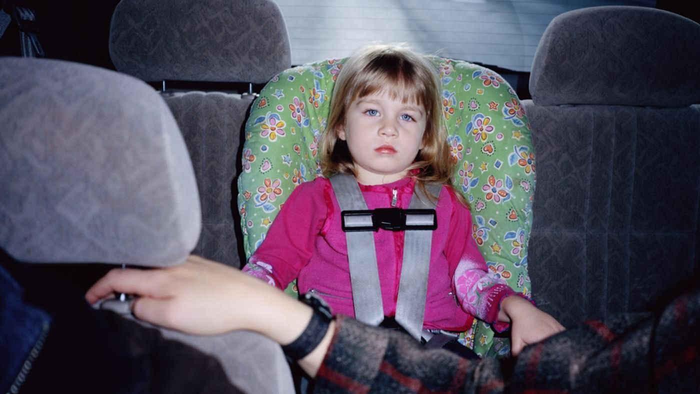 How Much Does A Child Have To Weigh To Sit In A Passenger