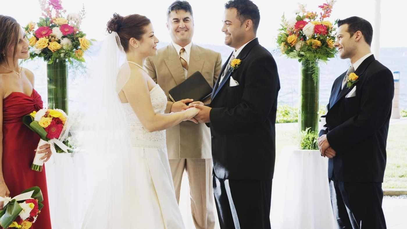 how long does a wedding ceremony last