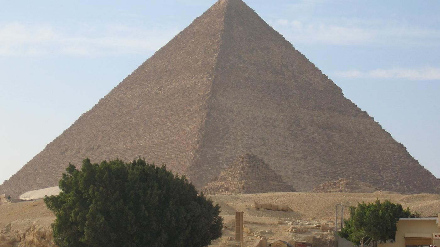 How Many Edges Does a Pyramid Have?   Reference.com