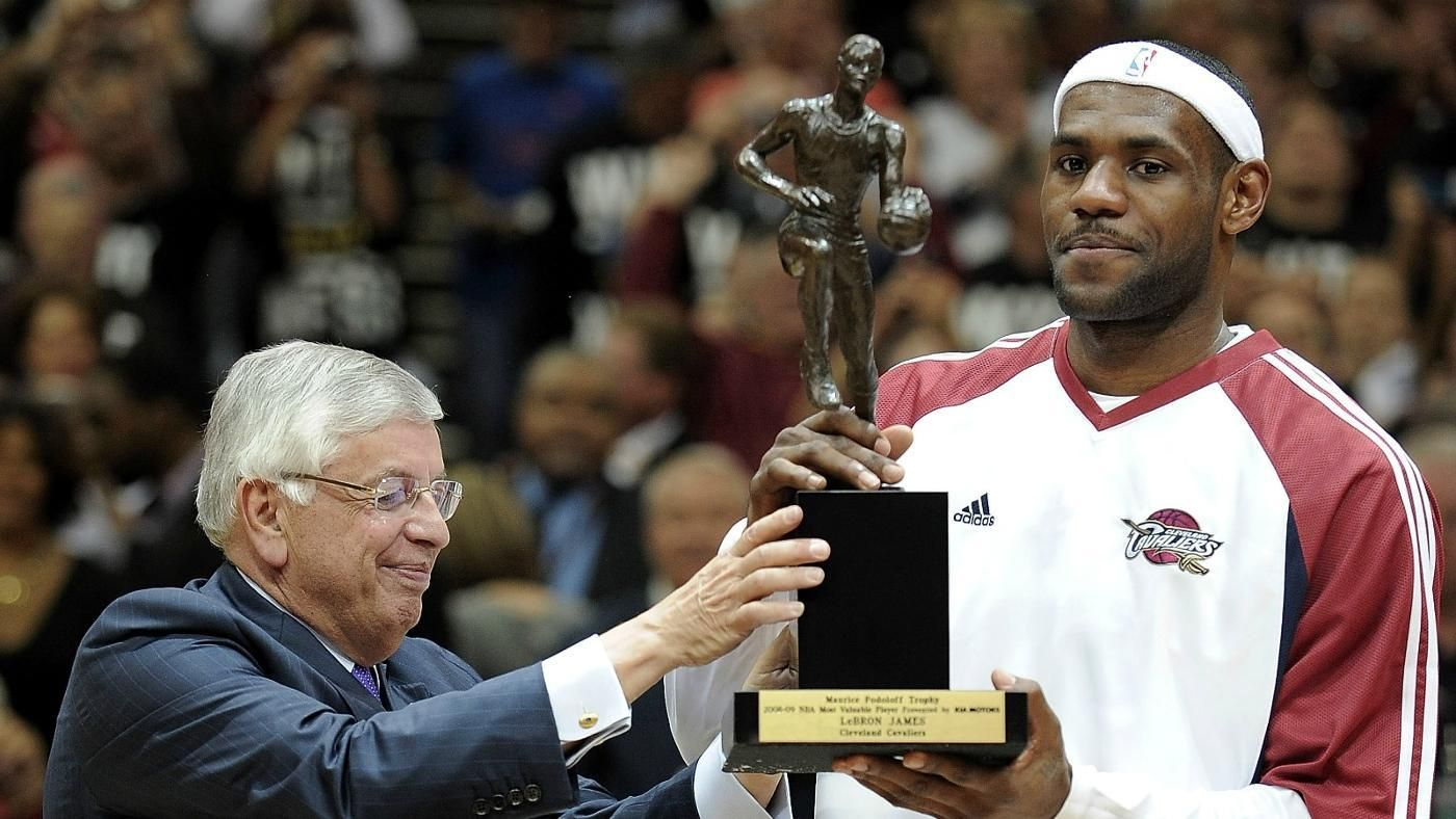 How Many MVP Awards Has LeBron James Won? | Reference.com