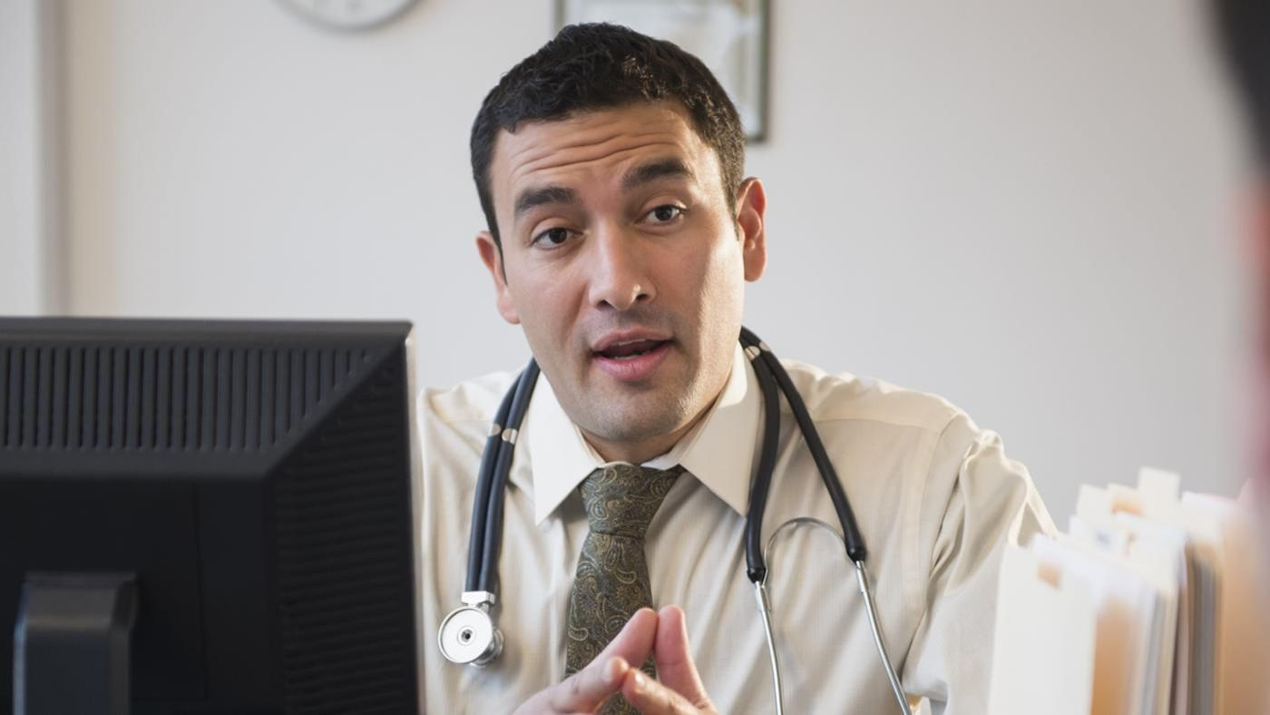 how many years does it take to become a doctor? | reference