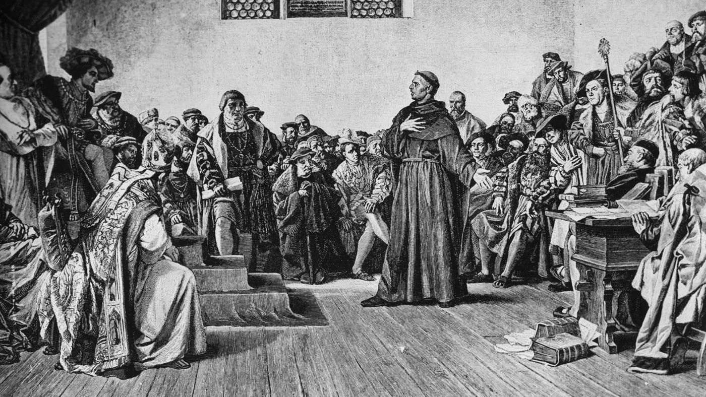 charles v reformation The reformation was partly an outgrowth of the time and again charles v fought to uphold the holy roman empire and the catholic church against the claims of.