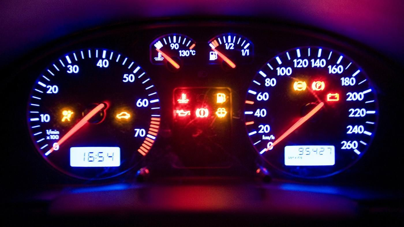What Does It Mean When Your Car Has The Quot Check Gauges