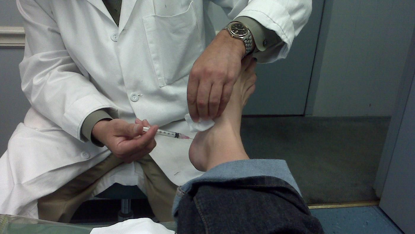 How Much Does a Cortisone Shot Cost?   Reference.com