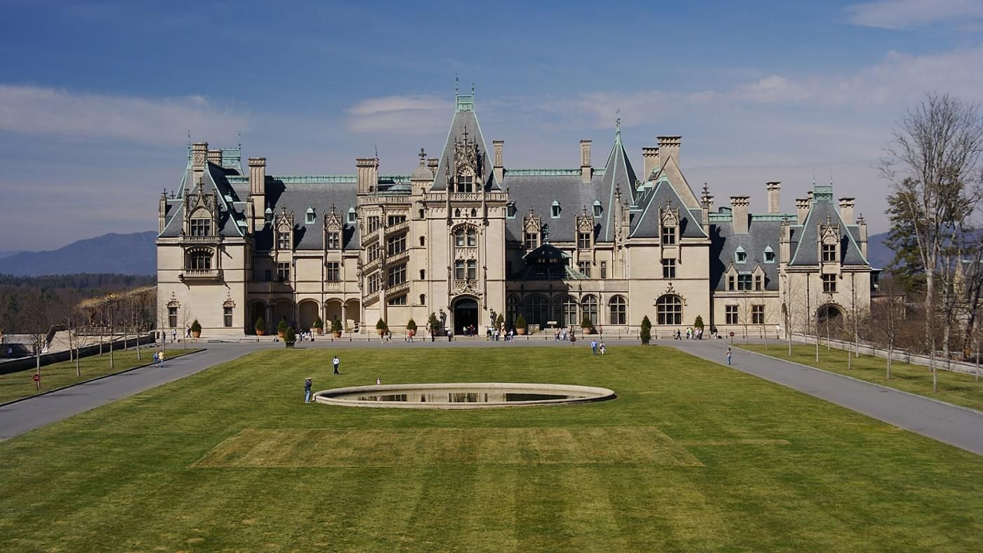 How much did it cost to build the biltmore house for Have a house built cost