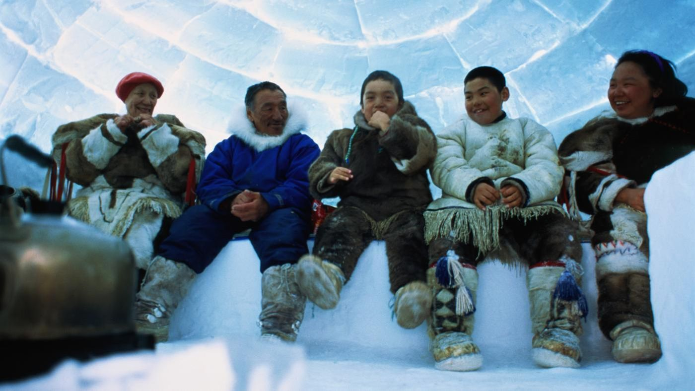 foto de How Do People Adapt to the Arctic? Reference com