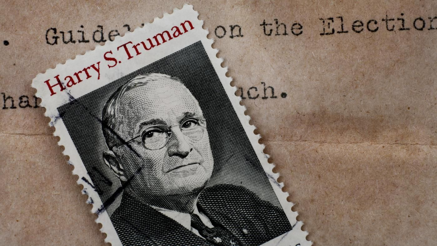 eisenhower truman doctrine study guide I was thinking about eisenhower's policy of rollback was not so different from  truman's containment as he didn't, in actuality, rollback the soviets so i just  want.