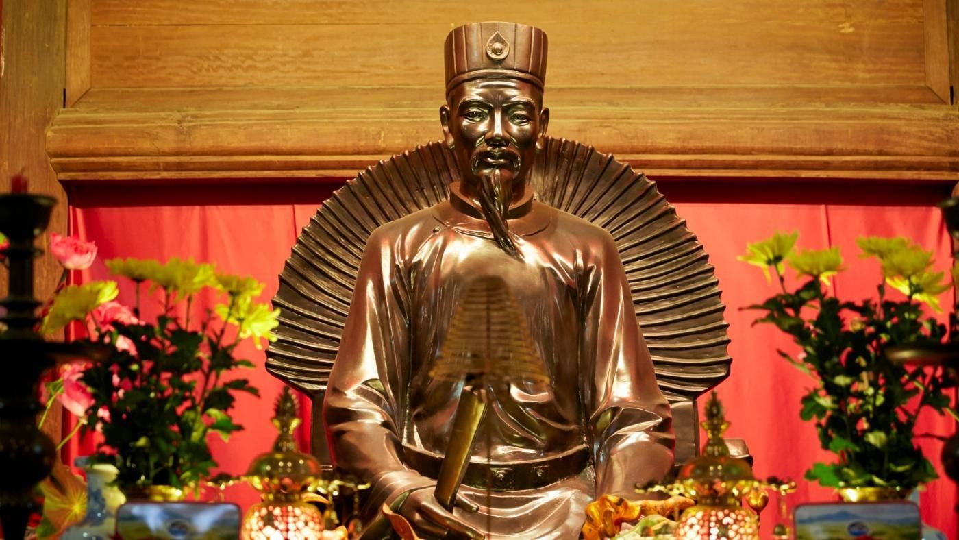 the concept behind the chinese teachings of confucianism Confucianism is the cornerstone of traditional chinese culture  his teaching he  was a living example of the concepts he promoted and this had  strictly  speaking, it is not a religion but more a doctrine than belief, while the meaning  behind.