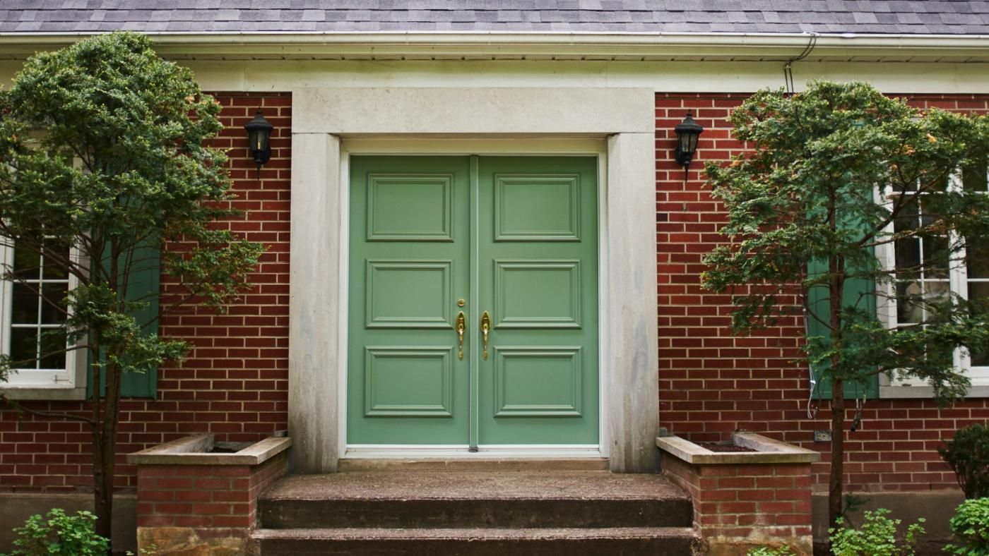 How Do You Remove Mold And Mildew From Exterior Doors