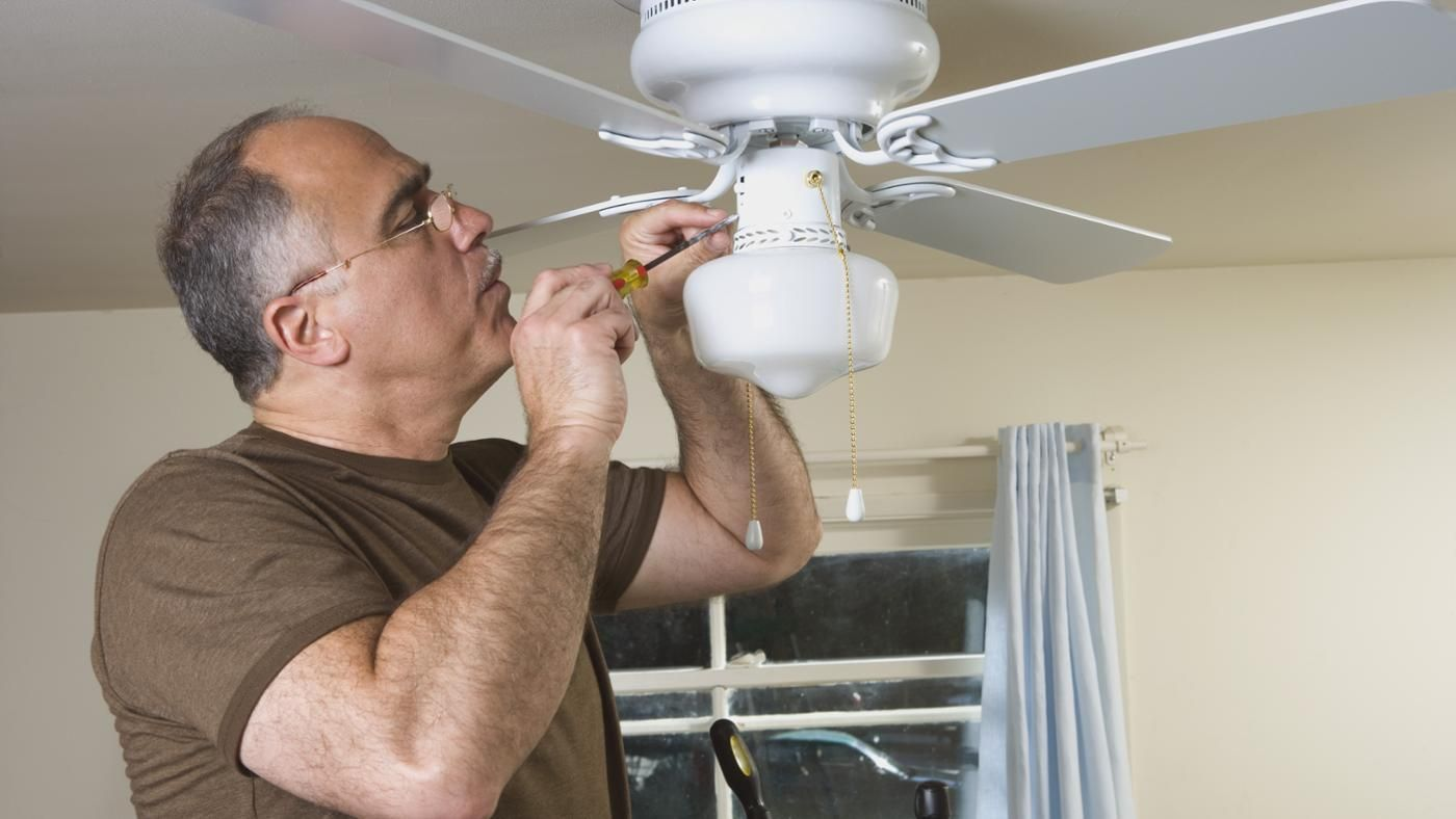 how do you replace ceiling fan blades? | reference