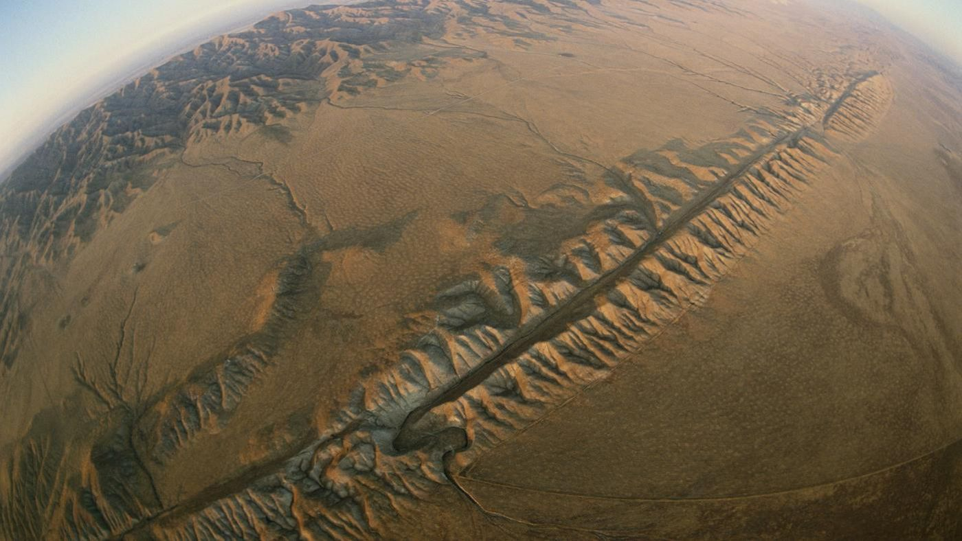 what type of plate boundary does the san andreas fault