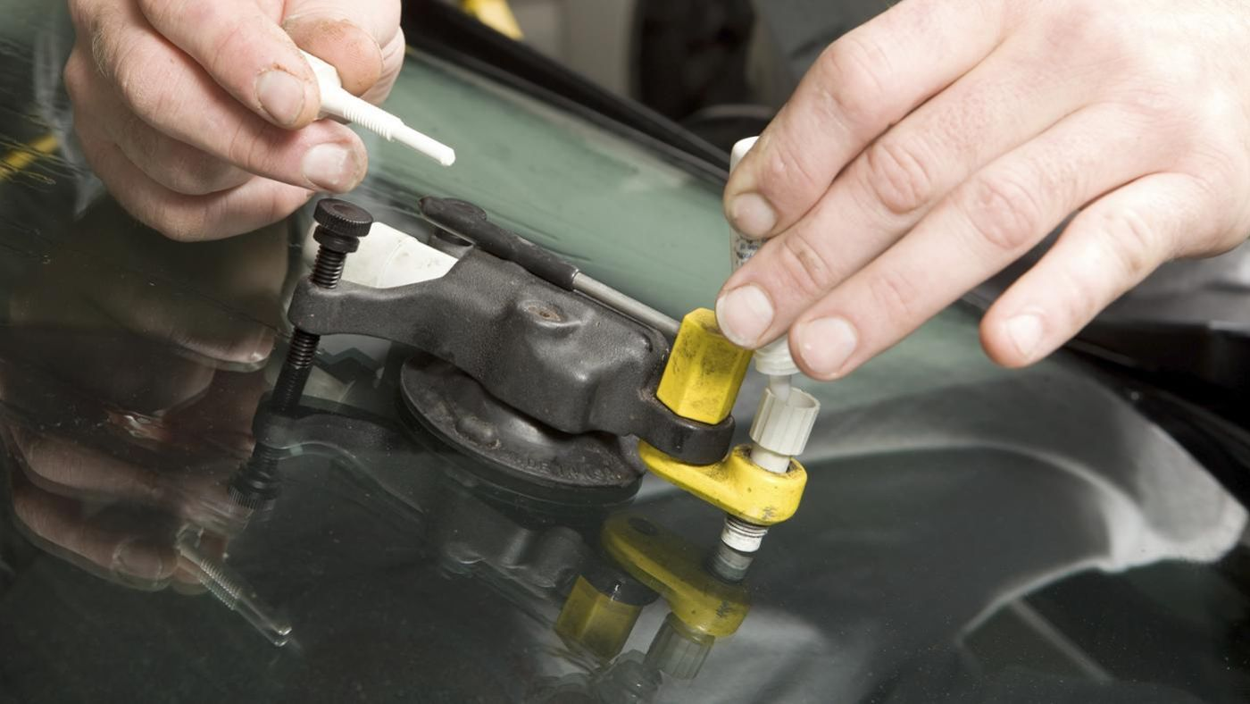 How do you get scratches out of a car windshield for Auto window motor repair
