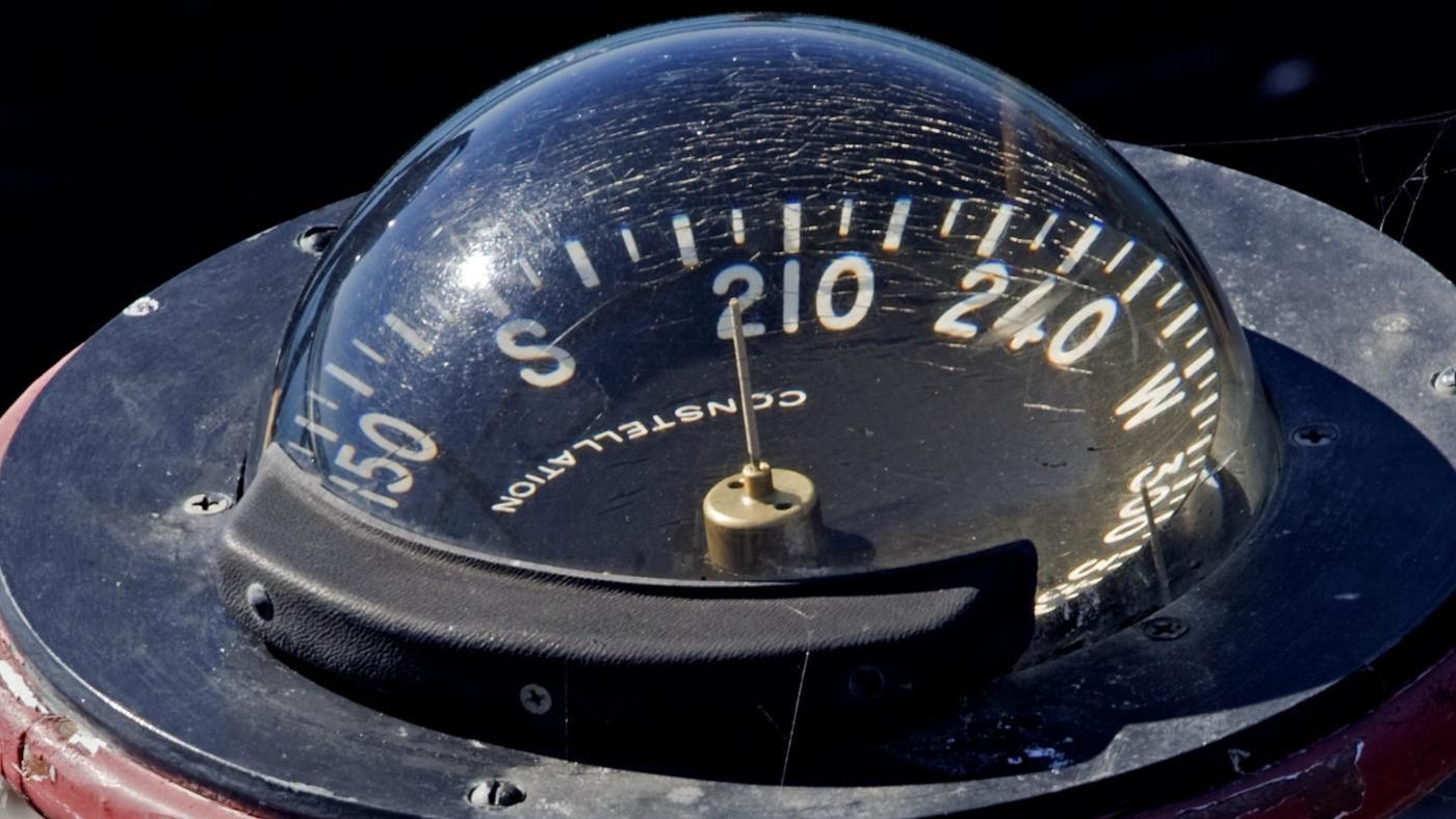 How Does A Ship S Compass Work Reference Com