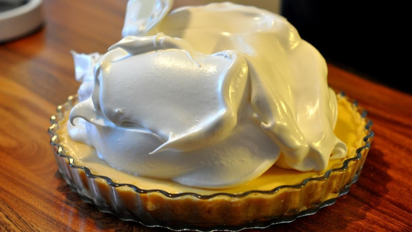 Are You Supposed To Refrigerate Lemon Meringue Pie