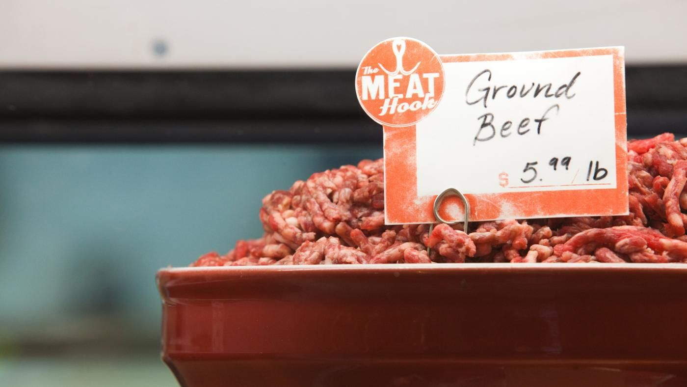 How to tell if ground meat is bad - today.com
