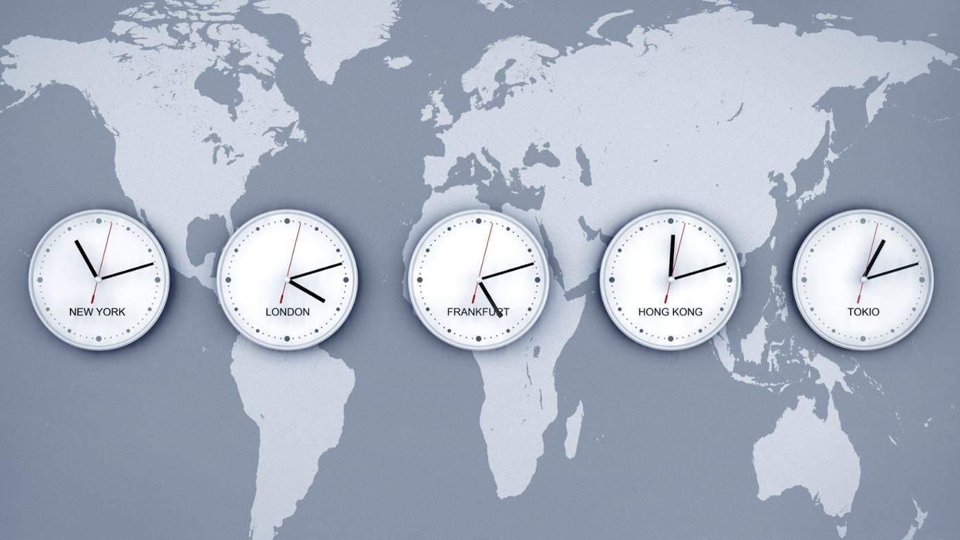 What Is The Time Difference Between Gmt And Est