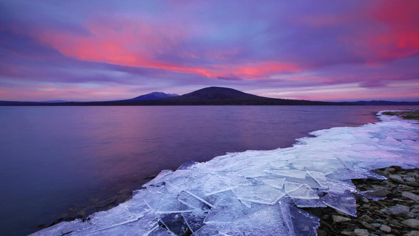 what are some facts about the ural mountains