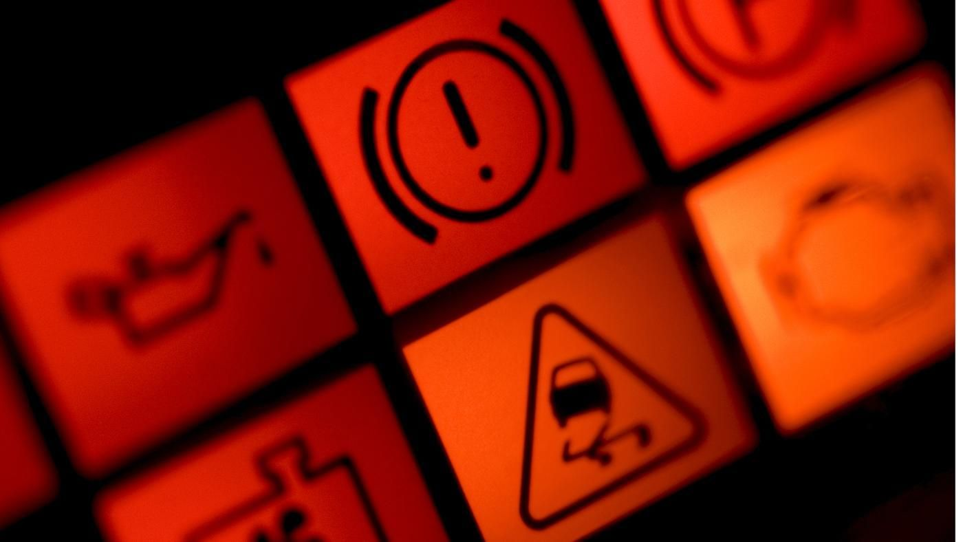 What is the warning light with the exclamation symbol reference buycottarizona Image collections