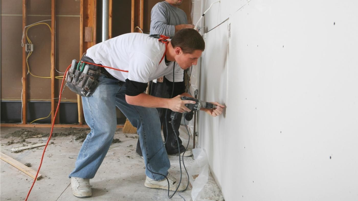 What Is The Best Way To Clean Drywall Dust Reference Com