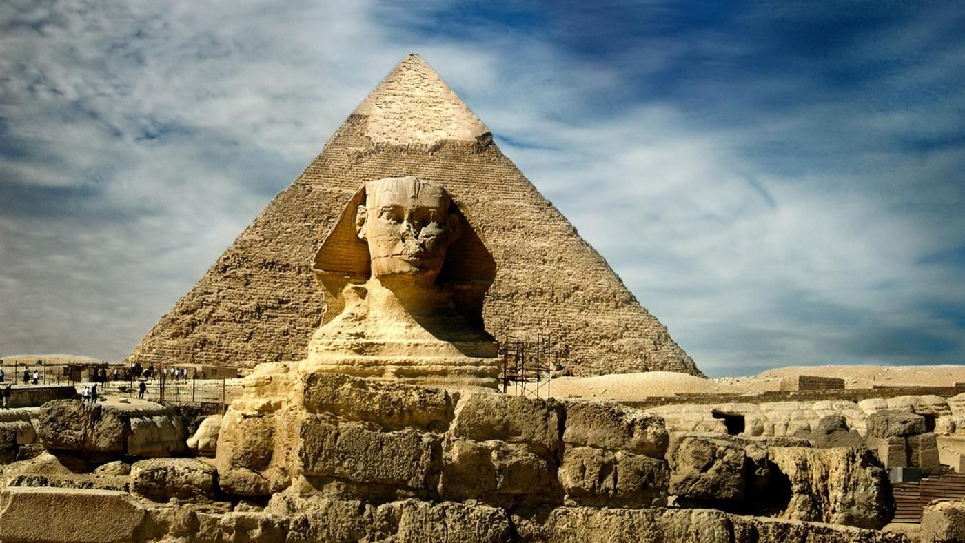 The Message of the Sphinx: A Quest for the Hidden Sphinx pictures from giza