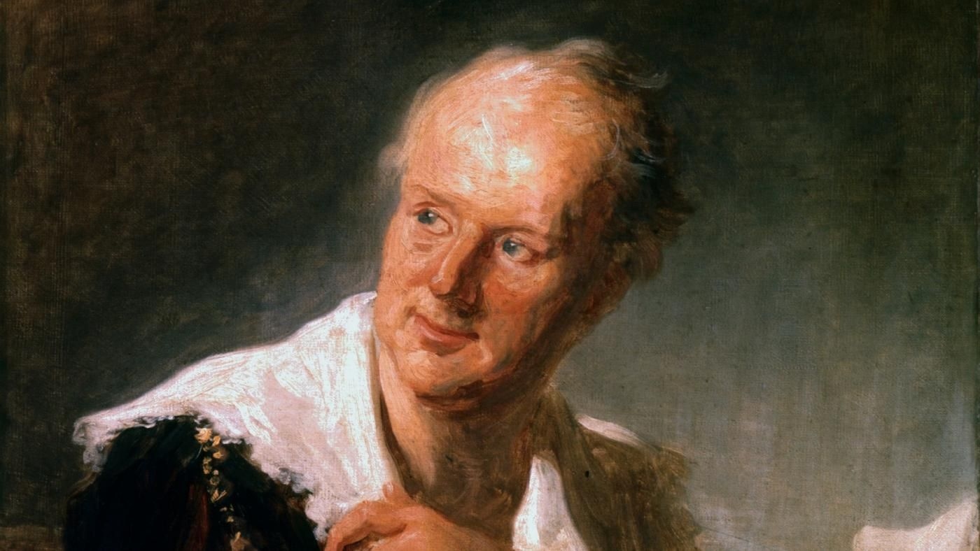 an analysis of denis diderots influence on the enlightenment In locating the main theses within diderot's masterful discourse amidst d'alembert, mademoiselle de l'espinasse, and doctor bordeu offered in the text, d'alembert's dream (1782), professor james swenson lays a paradoxical foundation: 1) there are many monsters and nature produces monsters 2) as a consequence, every creature is equally natural and there are no monsters.