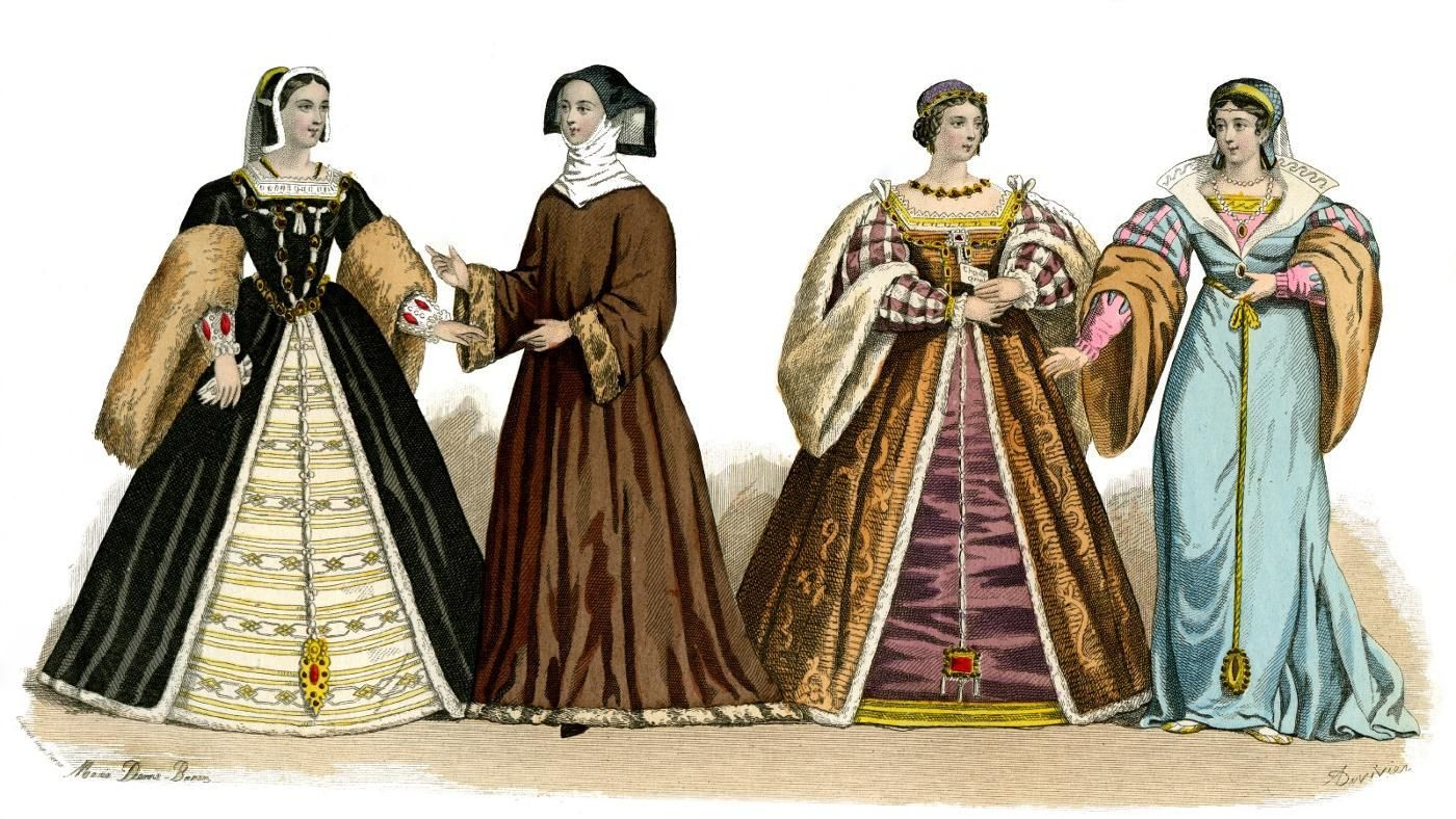 Women s clothes : Life and Times : Internet Shakespeare Editions Fashion during the shakespearean time