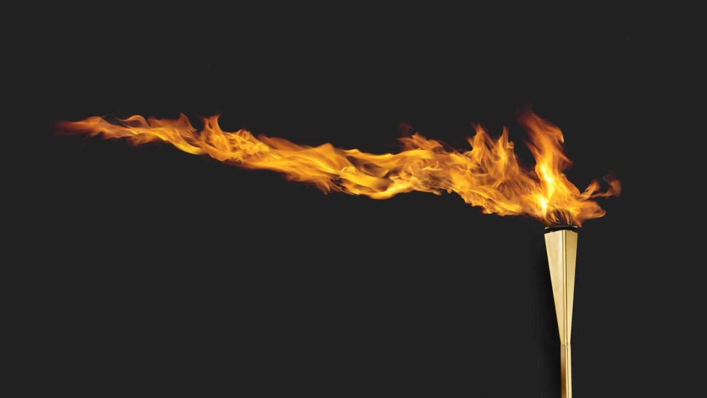 What Does The Olympic Torch Symbolize Reference