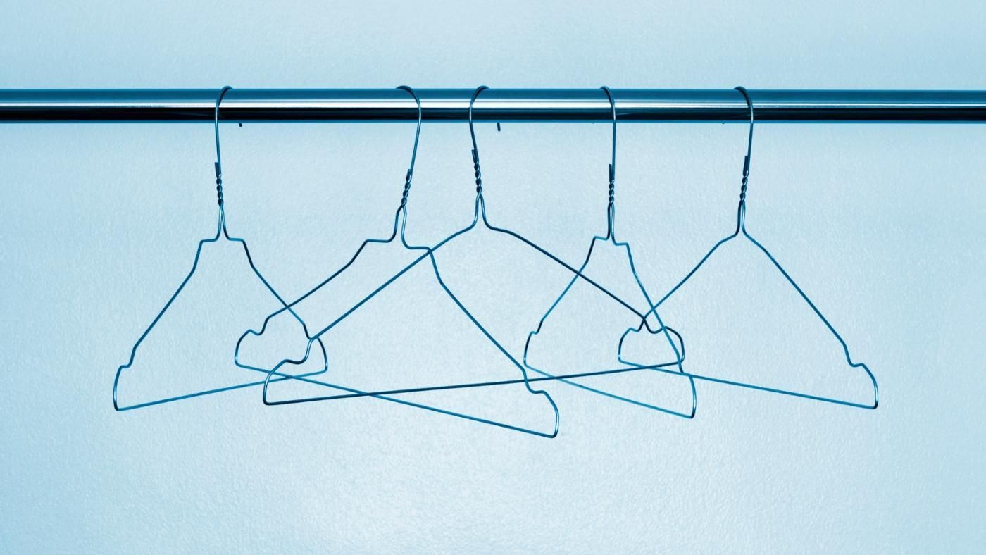 What Are Wire Coat Hangers Made Of? | Reference.com