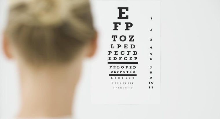 What Is 20/600 Vision?