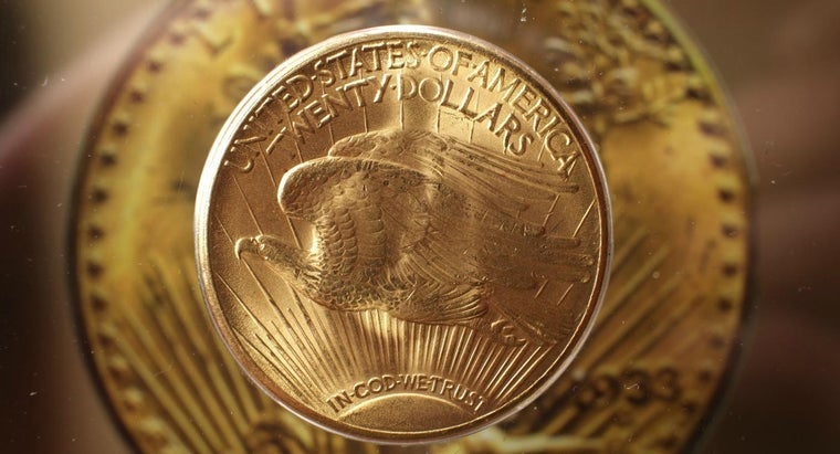 What Is a 20 Dollar Gold Piece?