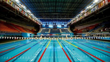 In a 25-Meter Pool, How Many Laps Equal a Mile?