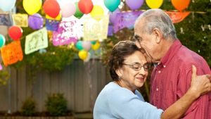 What Is the 60th Wedding Anniversary Called?