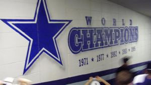 Dallas Cowboys Super Bowl Wins