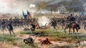 Who won the Battle of Antietam?
