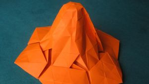 How Do You Make Mountains Out of Paper?