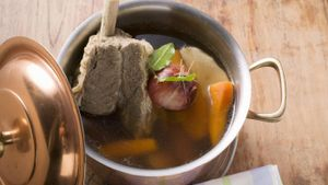 What Is a Substitute for Beef Consomme?