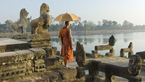 Why Was Angkor Wat Built?