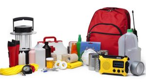 What Is a List of Items You Should Include in an Earthquake Kit?