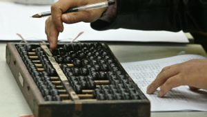 What are some facts about the abacus?
