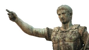 What were some accomplishments of Augustus Caesar?