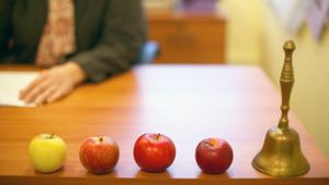 Why Is the Apple Used As a Symbol for Teachers?