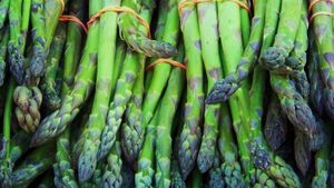 Where does asparagus come from?
