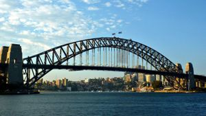 "Which Australian Landmark Is Nicknamed the ""Coathanger""?"