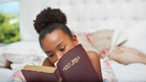 What Are the Bible Names and Meanings?